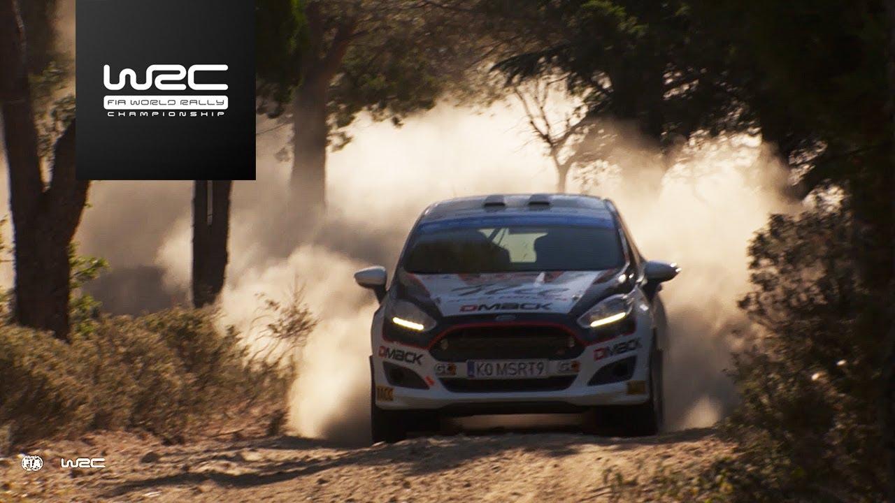 FIA Junior WRC - Rally Italia Sardegna 2017: Highlights Friday