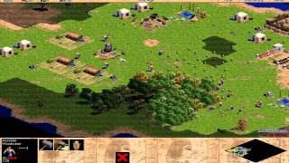 Age of Empires Rise Of Rome, Deathmatch and Random Map Gameplay