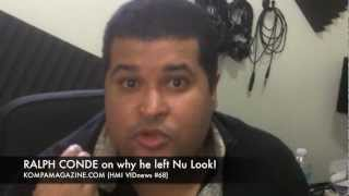 Ralph Conde on Nu Look Resignation! (Mar 2013)
