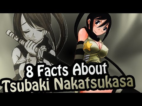 8 Facts About Tsubaki Nakatsukasa You Absolutely Must Know! (Soul Eater)