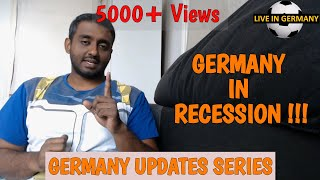 GERMANY IS IN RECESSION !!! |  Germany Updates Series | #Germanyupdates #GermanyTips