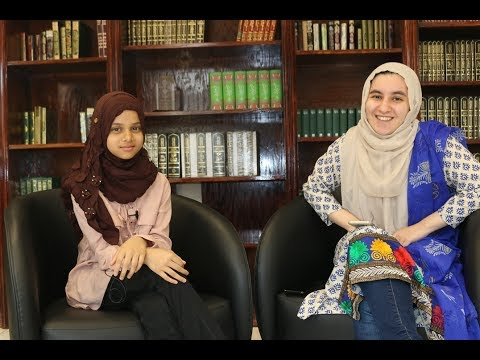"Maryam is interviewed for ""Muslim Girl"" online magazine"