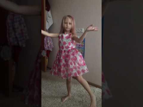 Я танцую под любимую песню. 19.03.2017