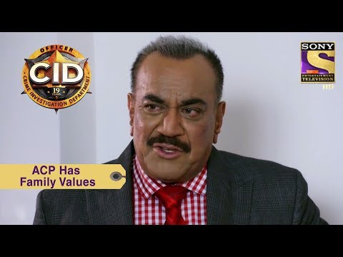 Your Favorite Character | ACP Pradyuman Has Family Values | CID