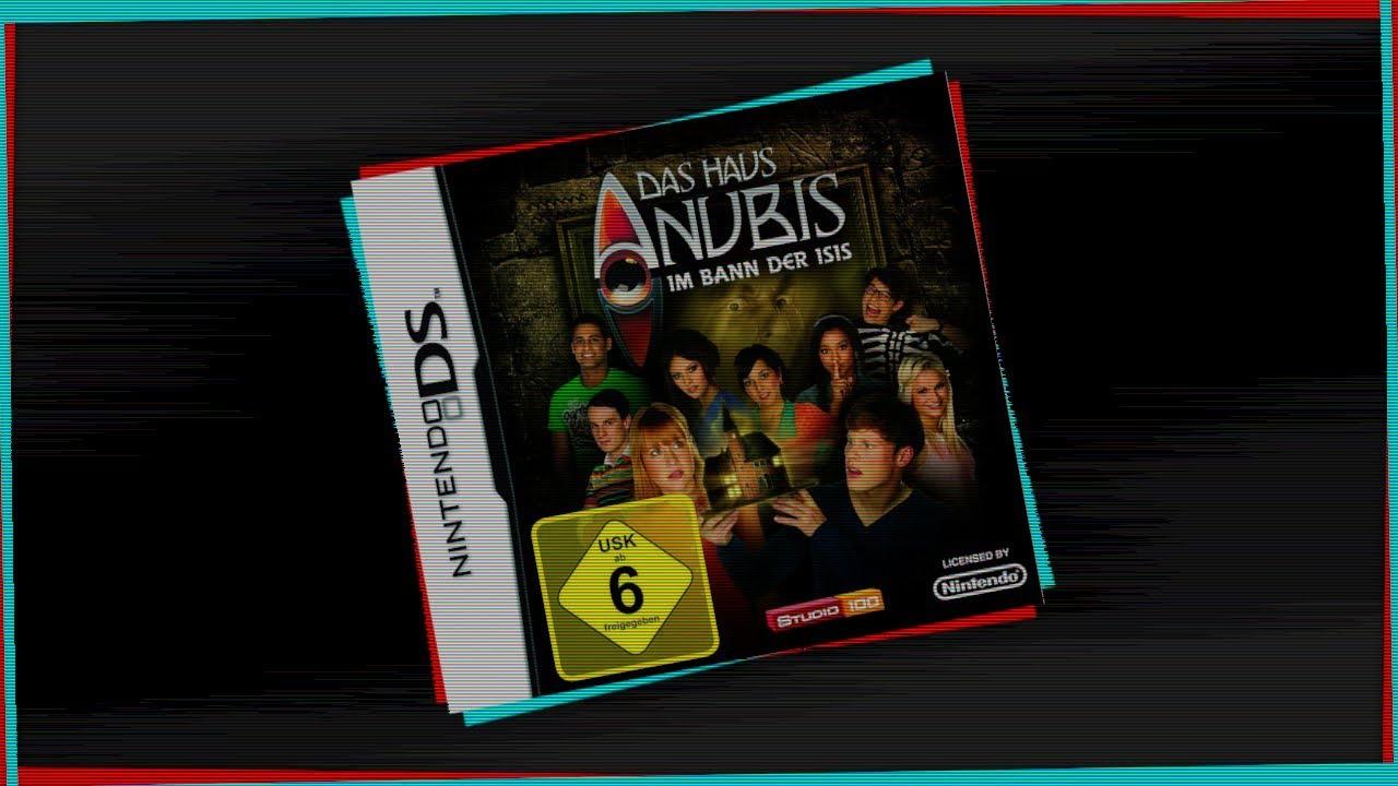 Haus Anubis Spiel