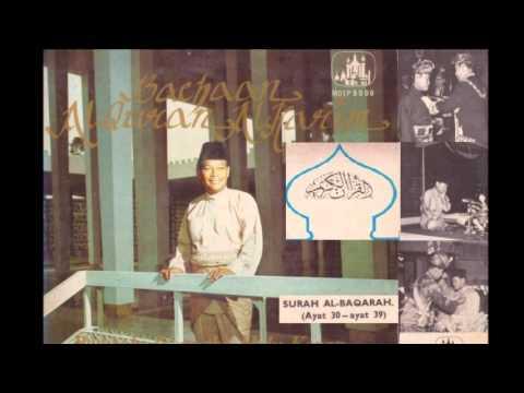 Ismail Hashim albaqarah30 39