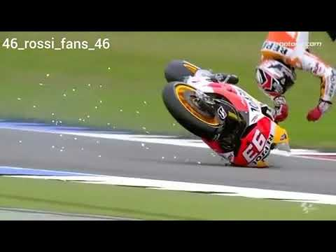 BIG CRASH ALL SEASON IN ASSEN!!! - Jorge Lorenzo Di MotoGP assen 2019