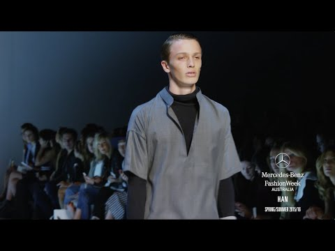 HAN MERCEDES-BENZ FASHION WEEK AUSTRALIA SS 2016 COLLECTIONS