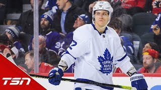 Dreger: Leafs need to attach a sweetener to move on from Zaitsev