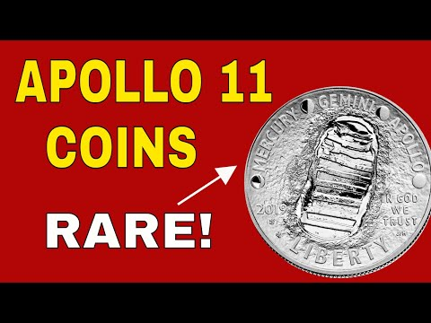 Rare coins - Apollo 11 50th anniversary commemorative coin program by US mint!