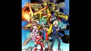 Digimon Xross Wars Op 2 New World Full