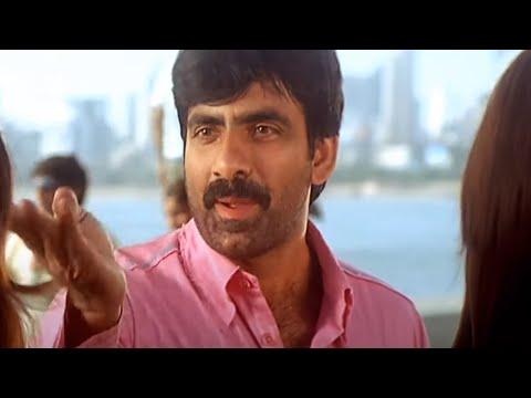 Raees Ka Dhamaka 2016 Telugu Film Dubbed in to Hindi Full Movie | Ravi Teja, Reema Sen