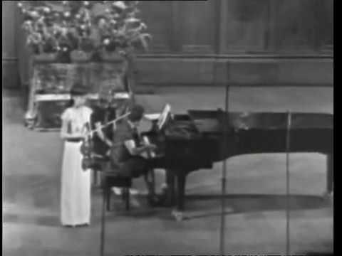 Liana Isakadze P. Tchaikovsky Serenade melancolique
