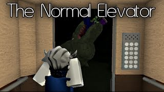 ROBLOX High Student Plays: The Normal Elevator (en)