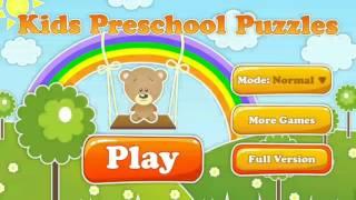 kids preschool puzzle | children's educational gamesfree