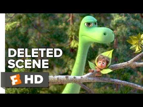 The Good Dinosaur Deleted Scene - Hide and Seek (2015) - Pixar Movie HD