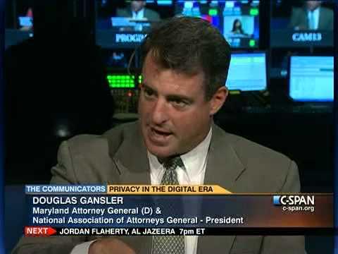Maryland Attorney General Douglas Gansler
