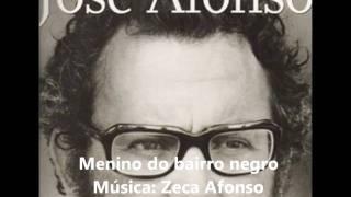 Zeca Afonso - Menino do Bairro Negro