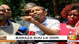 Aisha Jumwa, Suleiman Dori watetewa dhidi ya shutuma za ODM