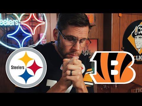Dad Reacts to Steelers vs Bengals (Week 13)