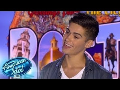 Austin Percario American Idol Audition (Full Audition)