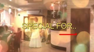 Саксофон!!!! Самая красивая музыка, которую играет невеста для жениха!!!
