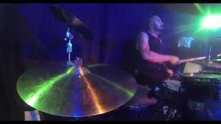 Daniel Trickett Drums | Picture Perfect + Ending Jam | Live Drum Cam