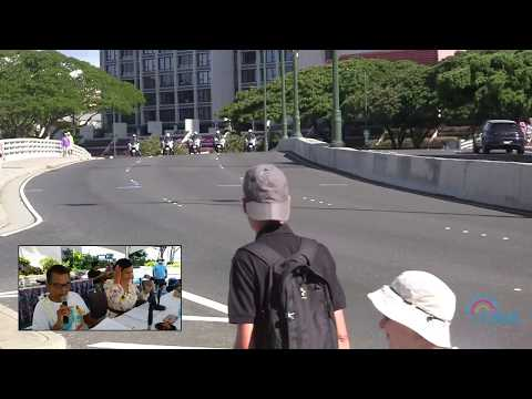 The 71st Annual Aloha Festivals Floral Parade Recorded on September 30, 2017