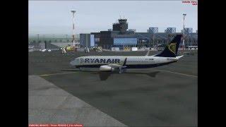 FSX BOEING 737-800 GREEK TUTORIAL