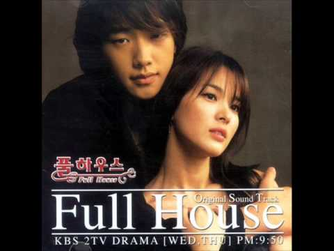 Full House (OST Complete) - Blue Hills - Instrumental - Lee Kyung Sub