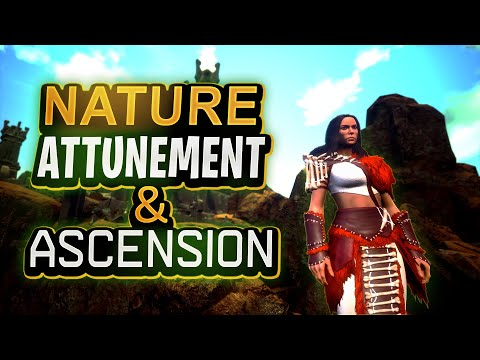 Nature Attunement & Ascension - Magic Guide Part 1  - Age Of Calamitous Conan Exiles