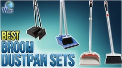 10 Best Broom Dustpan Sets 2018