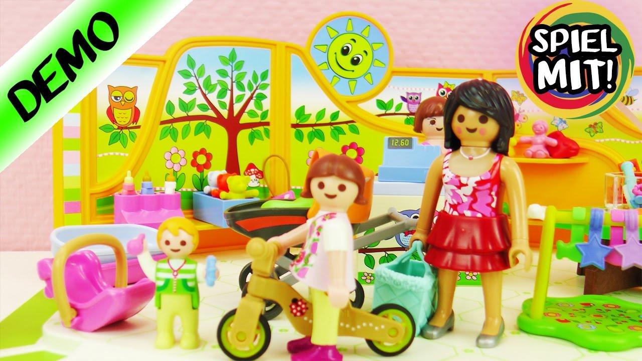6c2dda44b02c3e Playmobil Babyausstatter(NEU)9079