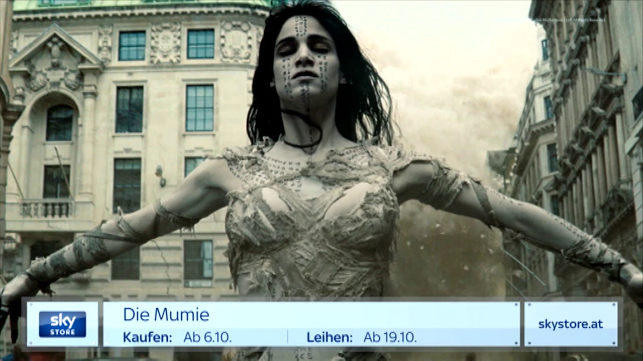 Die Mumie Sky