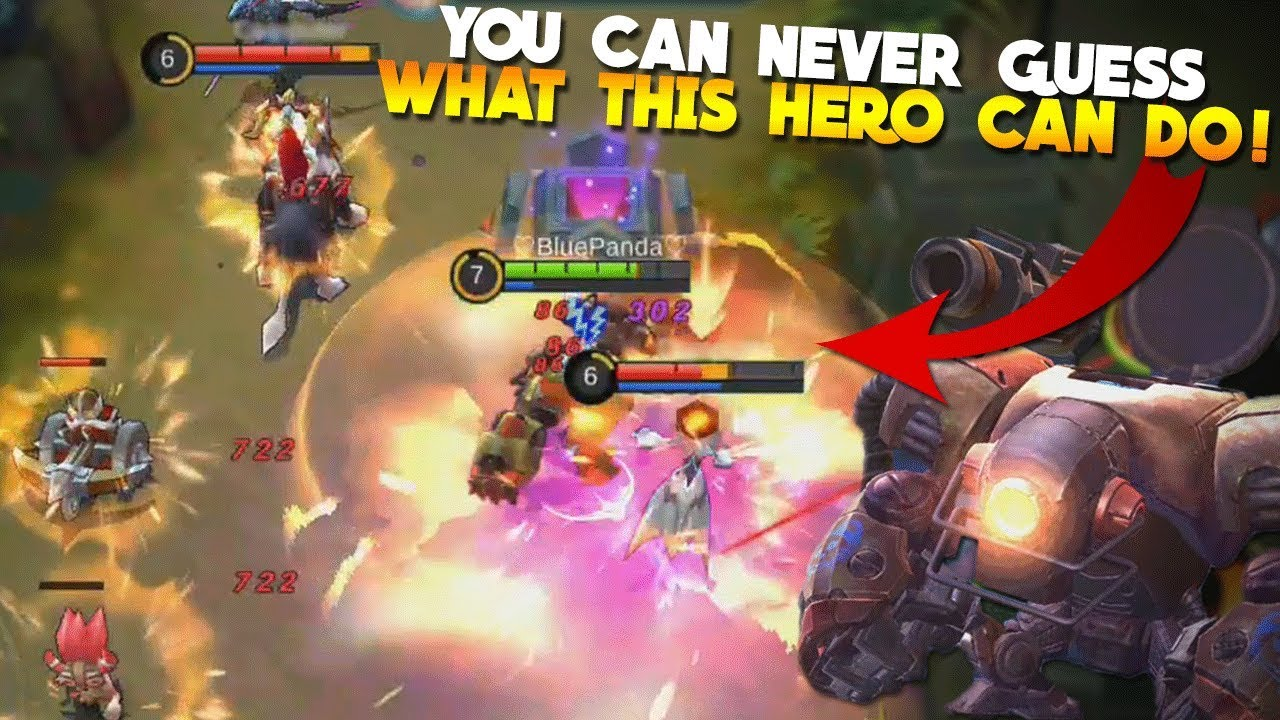 NEW HERO Jawhead Gameplay! (Most OP Skill Ever?) Mobile Legends