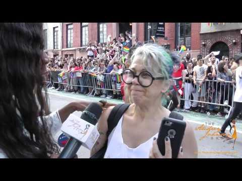 Gay Pride celebration 2015