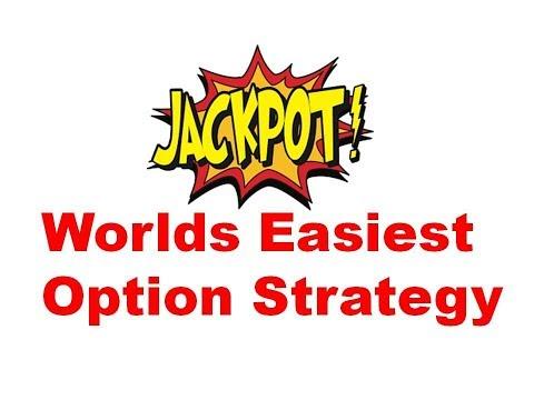 Quarterly Jackpot Options Strategy