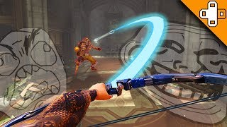 HANZO HOMING ARROW?! Overwatch Funny & Epic Moments 393