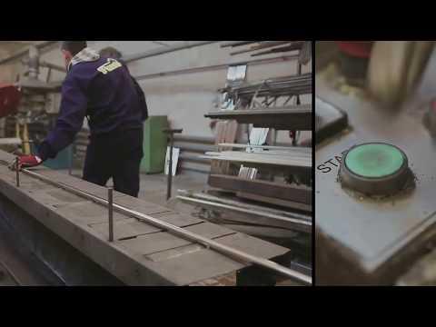 """Rosela"" Heated Towel Rail Manufacturer SEMKO LTD, Riga, Latvia"
