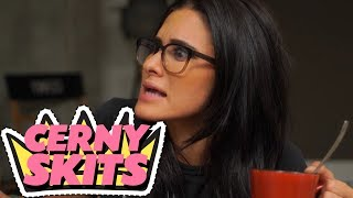 IF BRITTANY FURLAN WAS A MOM CERNY SKITS