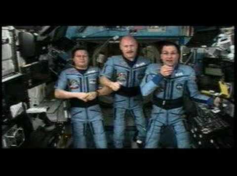 International Space Station Life