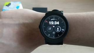 Ticwatch E Unboxing and First Impressions!