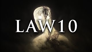 LAW 10 AVOID THE UNHAPPY AND UNLUCKY | 48 LAWS OF POWER SUMMARY (ROBERT GREENE)