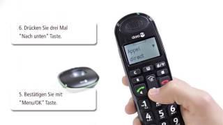 Produktvideo zu Großtasten-Telefon Doro PhoneEasy 110
