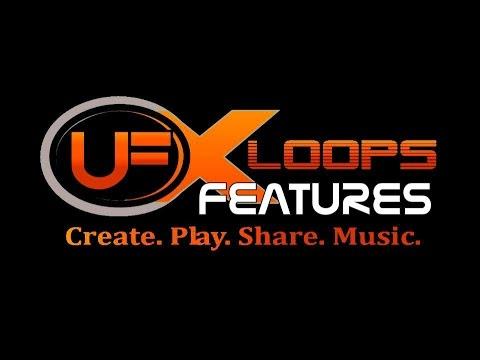 uFXloops Music Studio Features 2016