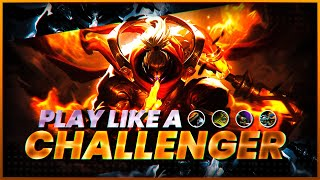How to Play Jąx Like a Challenger - #1 (Very Informative)
