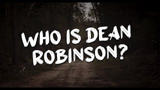 E6 Who Killed Shannon Siders? - Who is Dean Robinson?