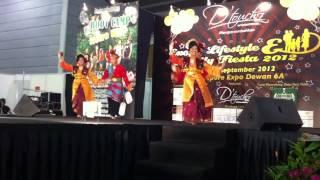 Sulam Sembilan @ expo