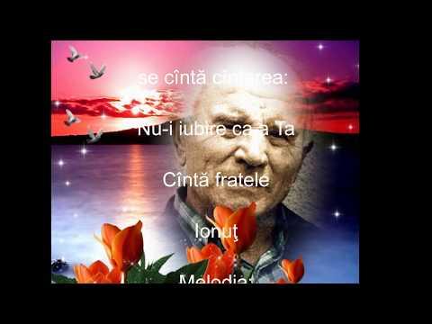 Ionuţ - Nu-i iubire ca a Ta - mel Moldoveanu - Re