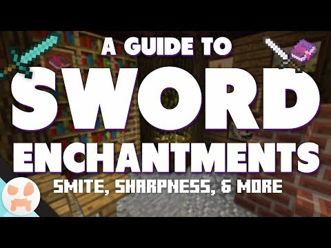 SWORD ENCHANTMENT GUIDE! | Smite, Looting, & More